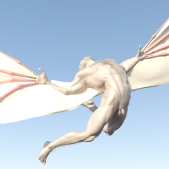 Icarus' Fall