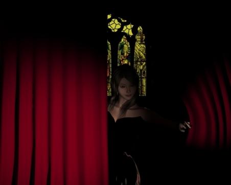 """Come into my Parlor"" (2005, DAZ|Studio 0.14 Beta)"