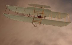 Build Your Own Wright Flyer!